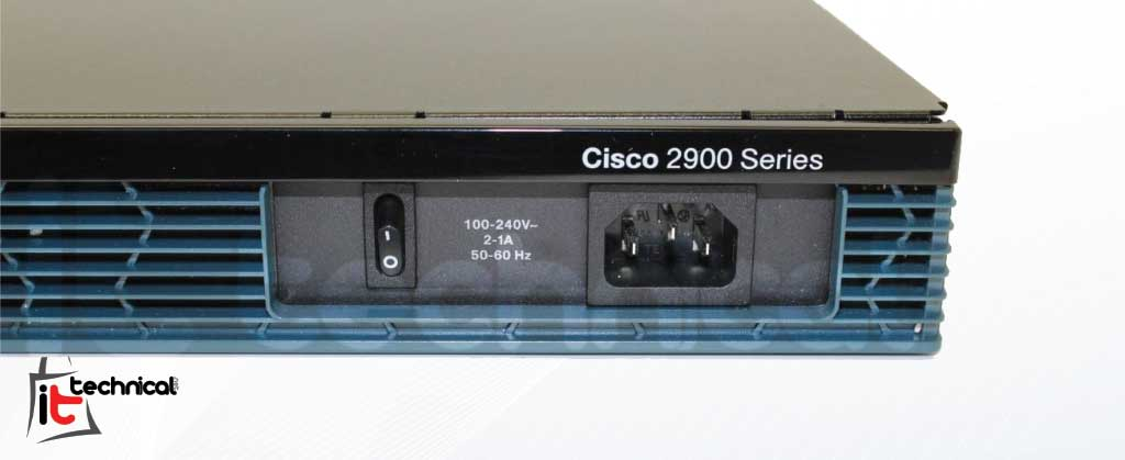 Cisco Router 2901-2