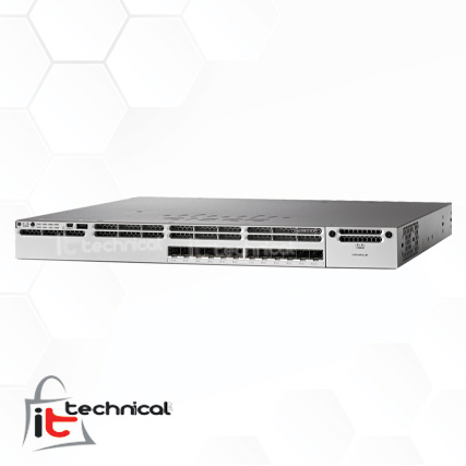 Cisco Catalyst 3850-12XS-S Switch
