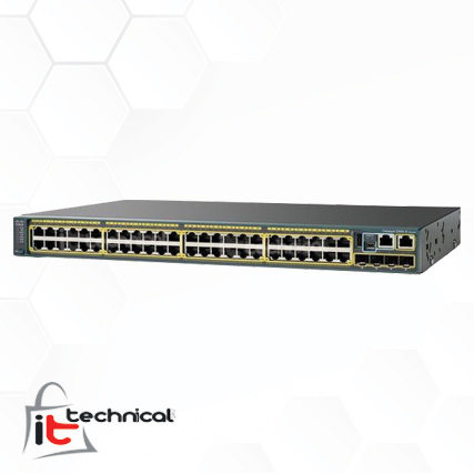 Cisco Catalyst 2960S-48TS-L Switch