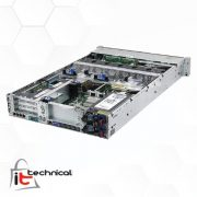 HP Proliant DL380p Gen8 SFF-Back