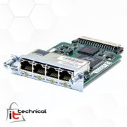 Cisco WIC-4ESW Module