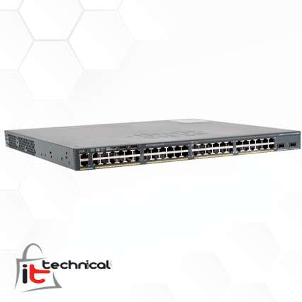 Cisco Catalyst 2960X-48FPD-L Switch